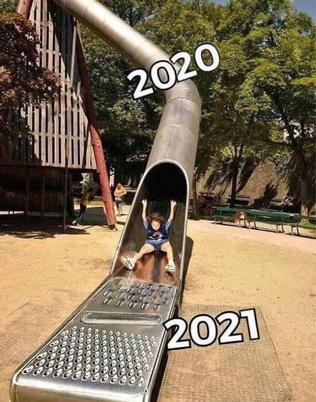 от 2020 к 2021