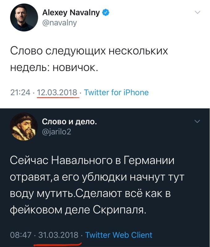 Сисян и Новичок