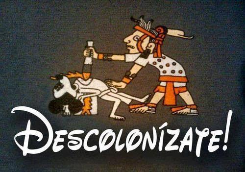 деколонизация