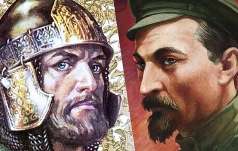 Невский и Дзержинский