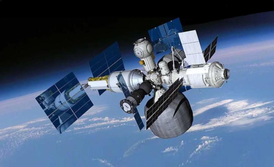 российская орбитальная станция