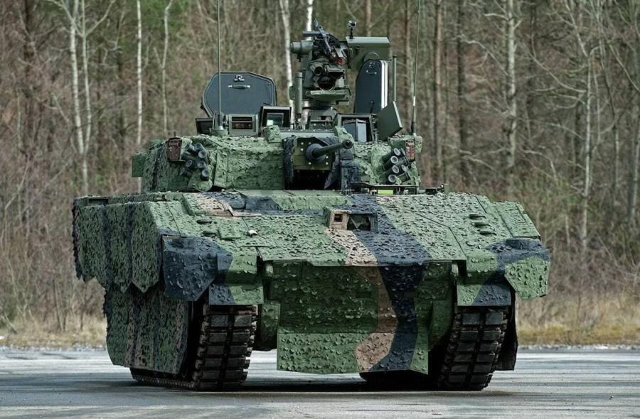 танк Ajax