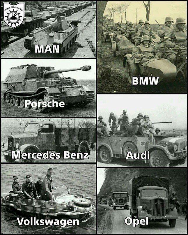 корпоративные спонсоры Гитлера_3