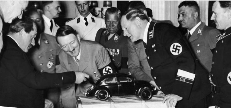 корпоративные спонсоры Гитлера_4 (Порше)