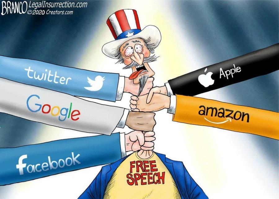 американская свобода слова