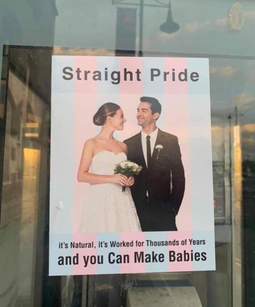 гетеросексуальная гордость