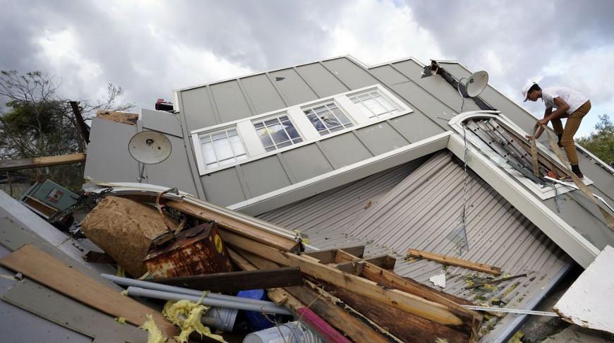 последствия урагана Ида