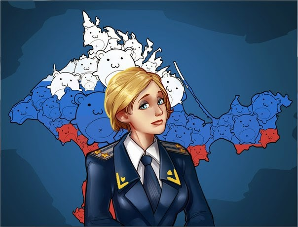 Наталья Поклонская_прокурор Крыма