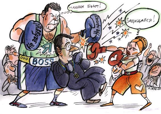 украинские дебаты