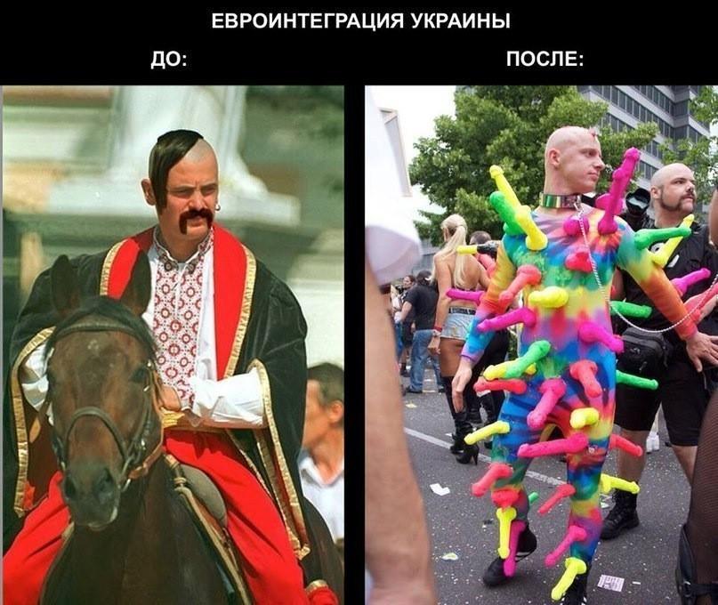евроинтеграция Украины