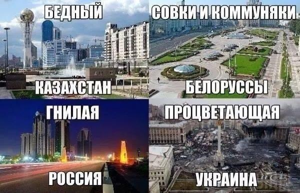 процветающая Украина