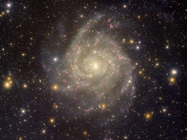 туманности и галактики_1