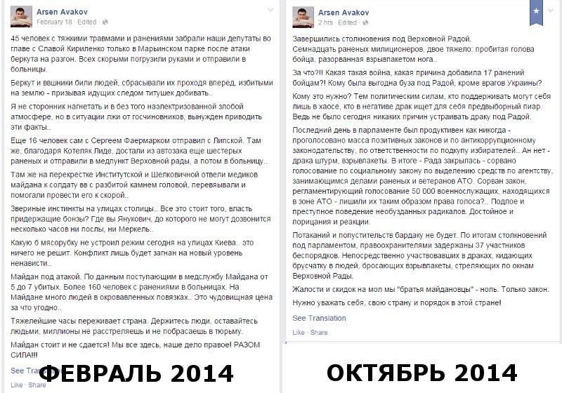 двоемыслие по-укропски