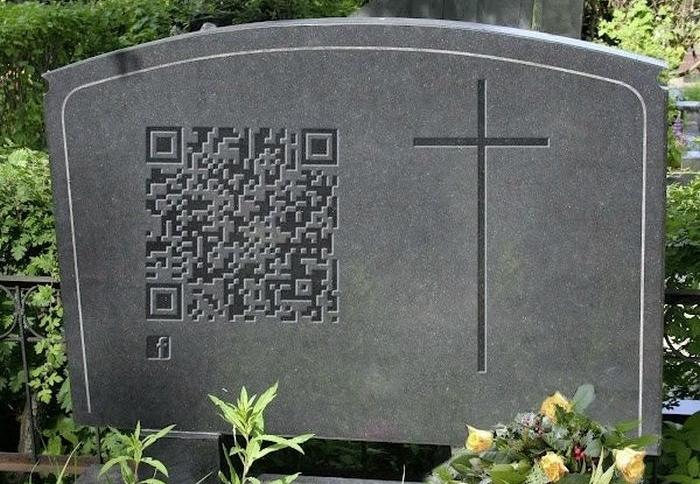 современное надгробие