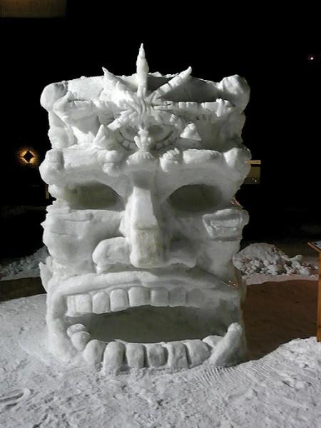 аномальные снегопады в США_3