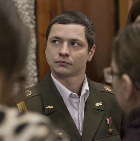 Герой России Сергей Мыльников