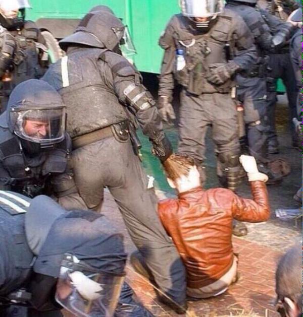 демократия во Франкфурте