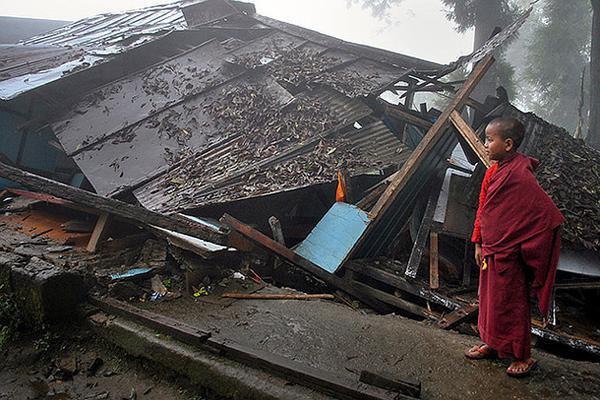 землетрясение в Непале_25 апреля 2015_1