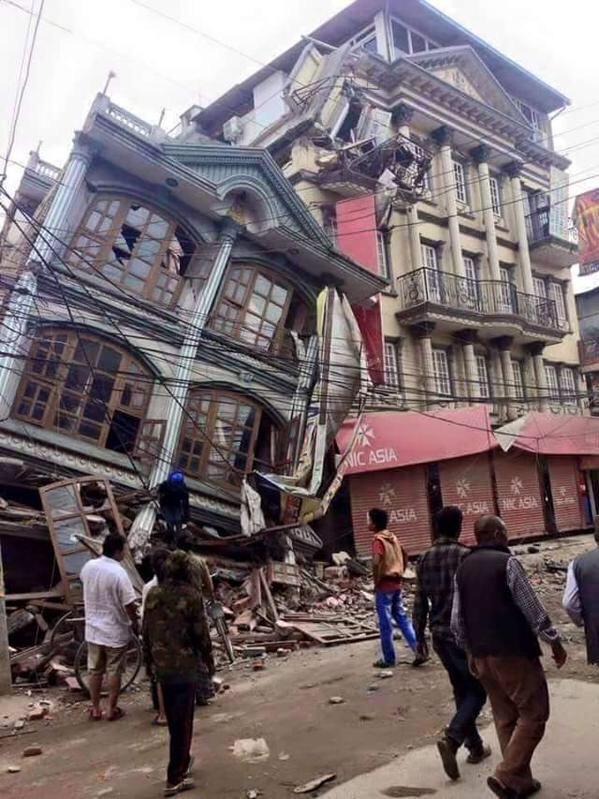 землетрясение в Непале_25 апреля 2015_3