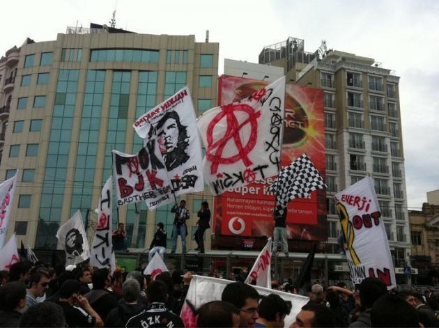 Первомай Турция 2011_1