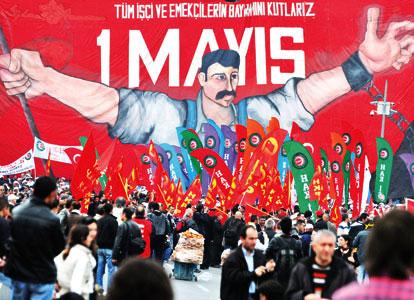 Первомай Турция 2011_2