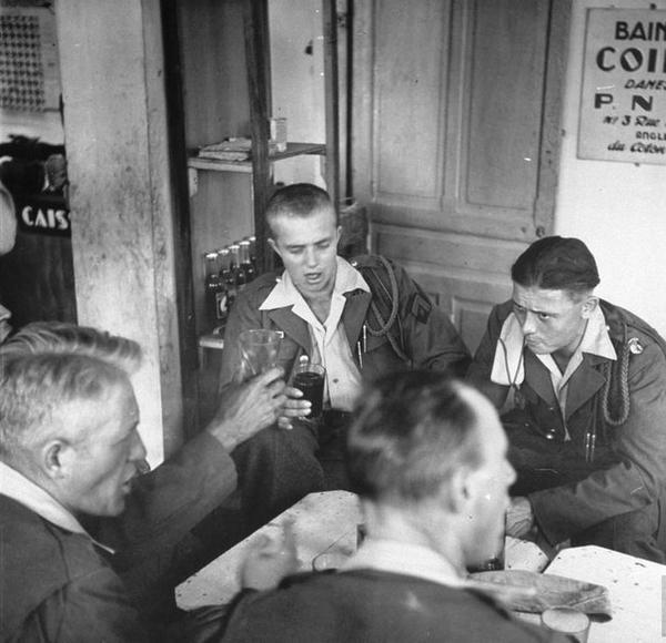 ветераны Вермахта во Французском иностранном легионе_Индокитай, 1950