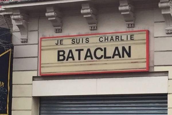 театр Bataclan