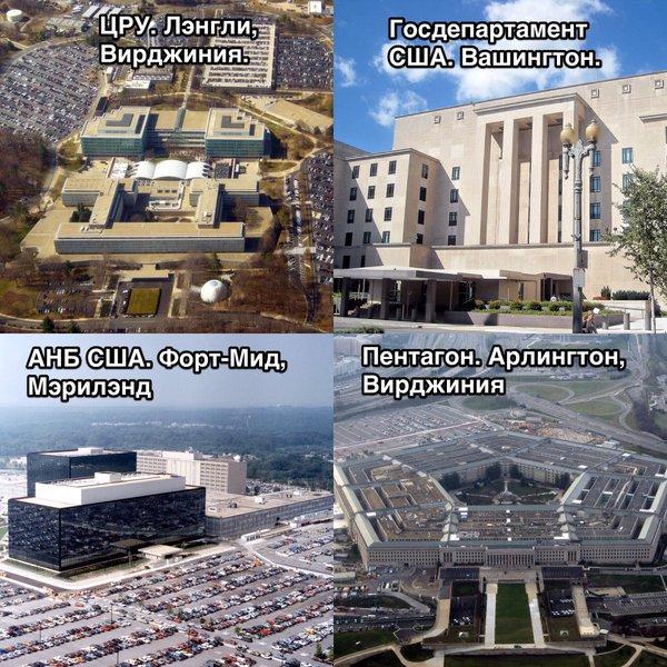 штабы ИГ