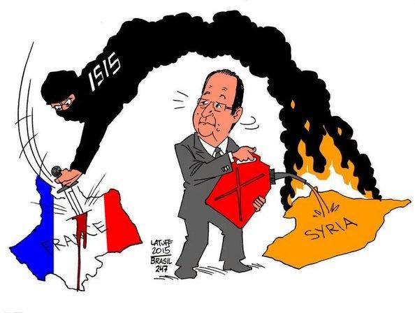 суть терактов в Париже