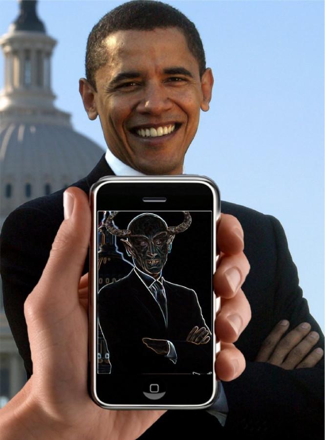 Обама - антихрист