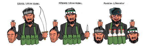 русские в Сирии