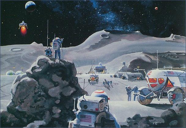 02. Возвращение на Луну