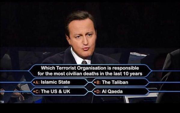 Кэмерон и терроризм