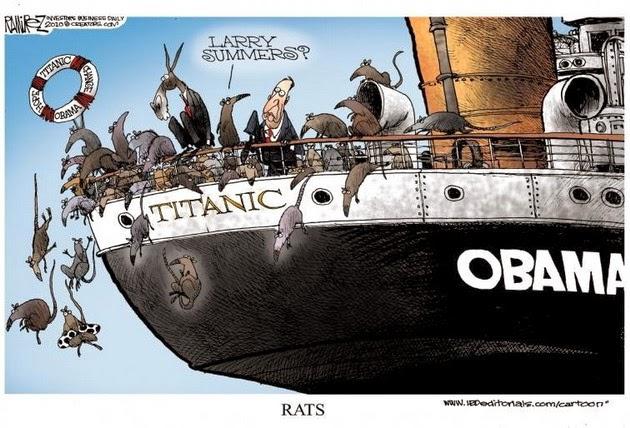 титаник Обамы