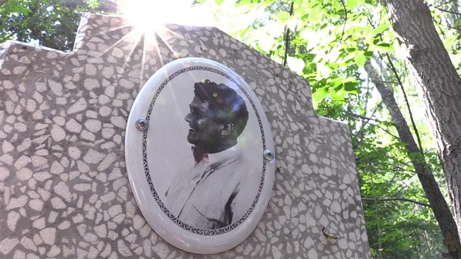 могила в Омске