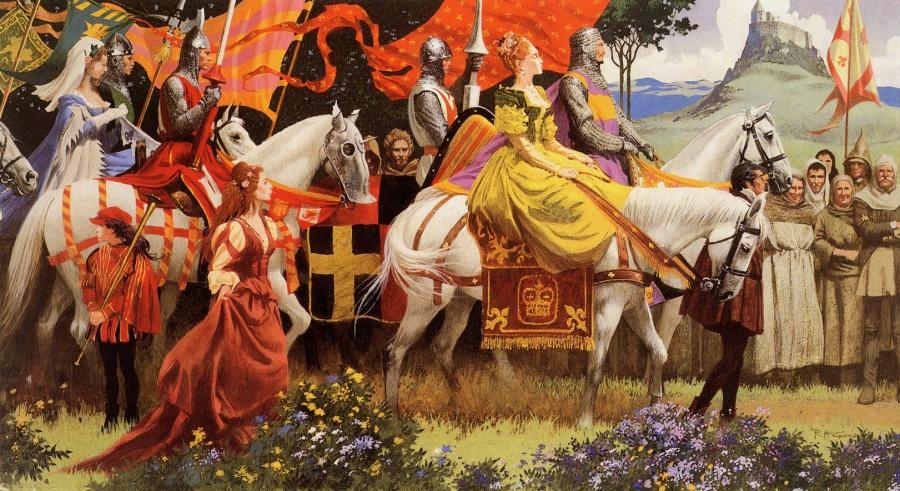 Артур и Гвиневера