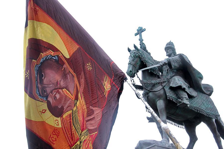памяник Ивану Грозному