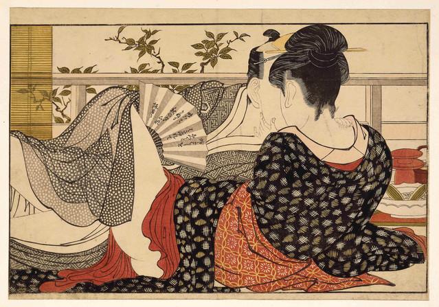 японские любовники