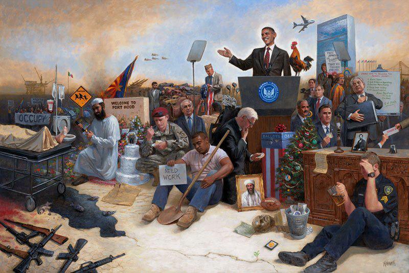 8 лет Обамы