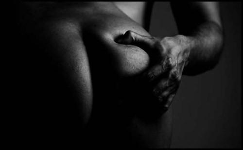 чёрно-белый секс