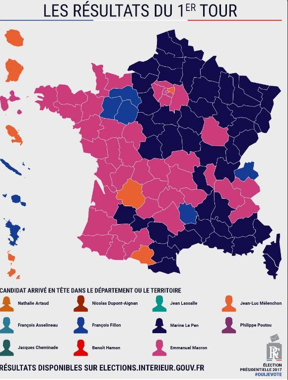 расколотая Франция