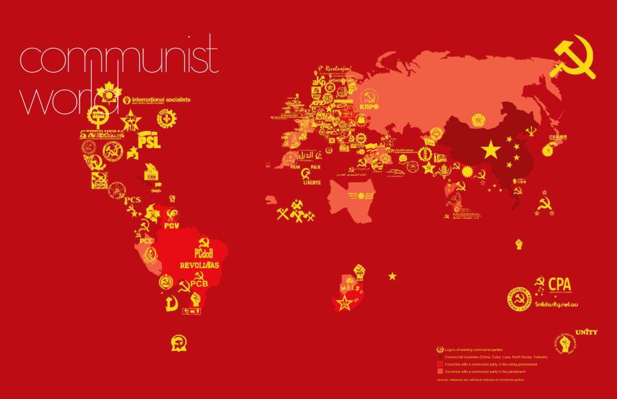 коммунистический мир_900