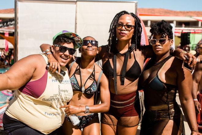 фестиваль лесбиянок