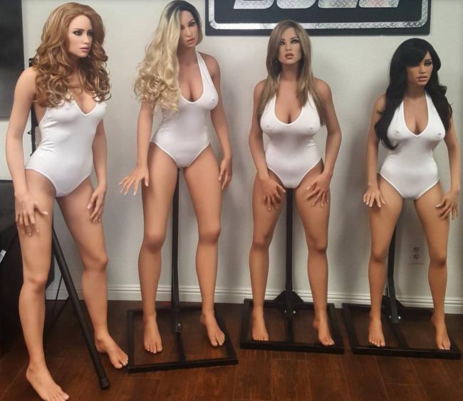 секс-куклы RealDoll