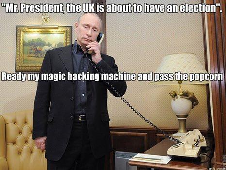 Британия готовится к выборам