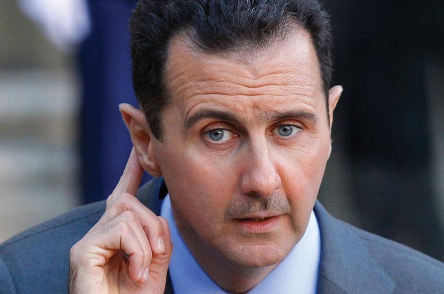 Асад не расслышал