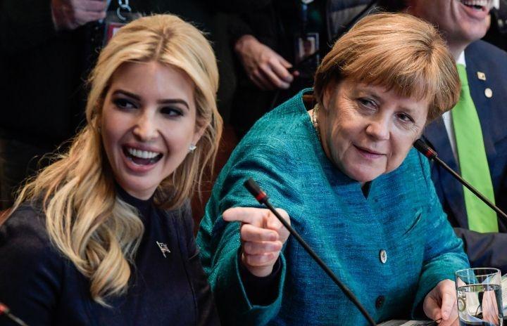 Иванка и тётя Ангела