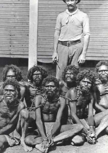 работорговля в Австралии_1960 год