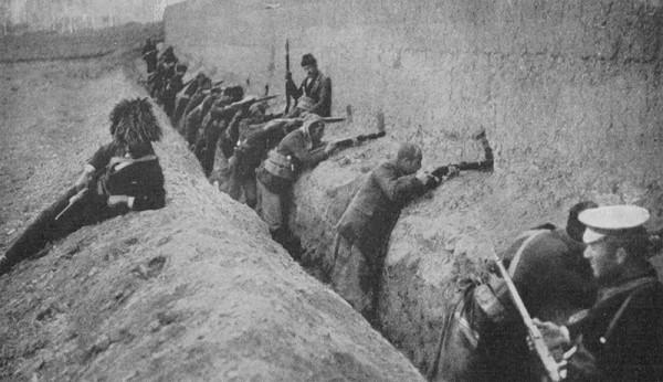 Армяне оборонявшие Ван
