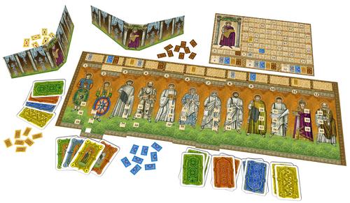 Justinian - il gioco